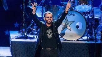 Ringo Starr Thinks The Beatles Are Still Bigger Than Justin Bieber