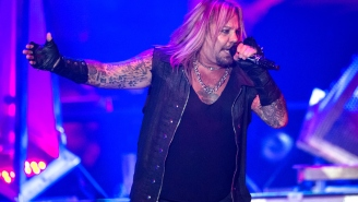 Vince Neil Is Being Sued For $75,000 By A Woman He Allegedly Assaulted