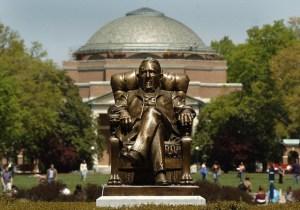 Top Duke University Officials Want North Carolina To Repeal Its Anti-LGBT Law