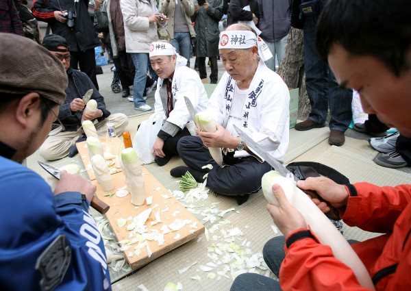 Kanamara Festival Takes Place In Japan
