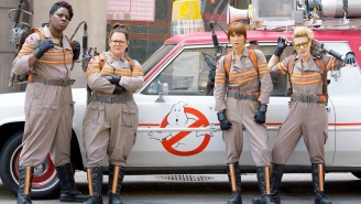 The Latest 'Ghostbusters' Featurette Shows The New Ecto-1 Is A Bigger Upgrade Than You Thought