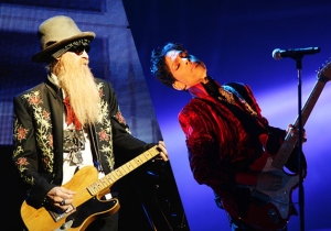 Billy Gibbons of ZZ Top Gushes About How Prince's Guitar Style Was 'Defying Description'