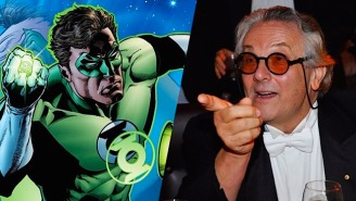'Mad Max' Mastermind George Miller Rumored To Direct 'Green Lantern Corps'