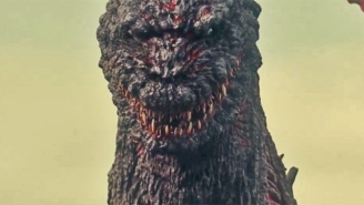 The Iconic Godzilla Suit Is Back In The First Trailer For Toho's 'Godzilla Resurgence'