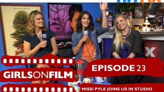 Girls On Film Podcast No. 23. – Missi Pyle Joins the Show