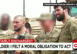 A Green Beret Who Roughed Up An Alleged Child Rapist Will Stay In The Army