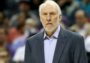 Gregg Popovich Plans To Push His Players To Be More Socially Conscious This Year