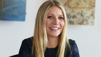Gwyneth Paltrow Is Stung By Bees As Part Of Her Beauty Regimen Because She's Gwyneth Paltrow