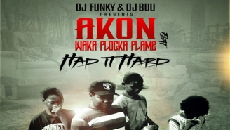 Akon & Waka Flocka Flame – Had It Hard