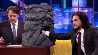 Kit Harington Subjected Himself To A Lie Detector Test To Answer Questions About Jon Snow's Fate
