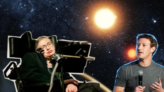 Stephen Hawking And Mark Zuckerberg Are Teaming To Search For More Intelligent Life