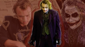 The Story Behind Heath Ledger's Joker Transformation