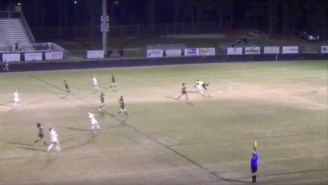 This High School Goalie Is Facing Suspension After Brutally Spearing An Opponent