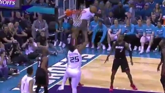 This Block By Hassan Whiteside Makes It Impossible To Believe Al Jefferson Could Ever Score On Him