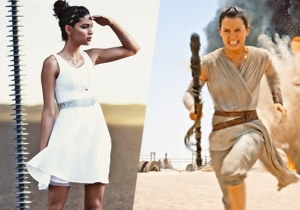 Hot Topic's New 'The Force Awakens' Collection Is The Ultimate In 'Star Wars' Awesomeness