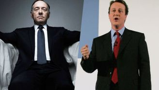 The 'House Of Cards' Twitter Account Trolls David Cameron Over His 'Panama Papers' Revelation