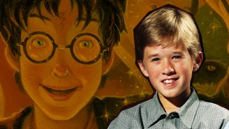 The Story Behind The Time Steven Spielberg Wanted Haley Joel Osment For His Animated 'Harry Potter' Movie