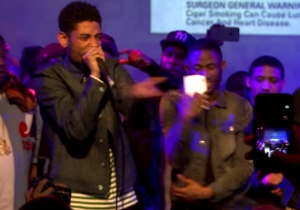 "Watch PNB Rock & Remy Boy Monty Perform At Hot 97′ s ""Who's Next"" Showcase"