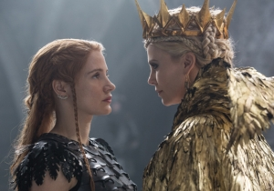 Weekend Box Office: Hardly Anyone Showed Up For 'The Huntsman: Winter's War'
