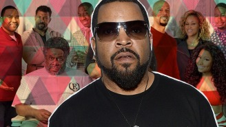 Ice Cube Talks 'Barbershop: The Next Cut' And The 'Oscars So White' Controversy