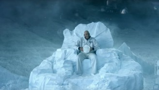 George 'The Iceman' Gervin Teams Up With Dwyane Wade This New Spot For Gatorade Frost