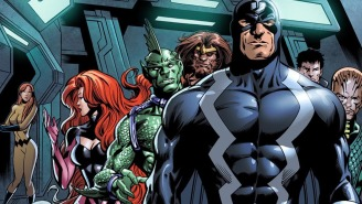 Marvel's 'Inhumans' Taps A Director For IMAX Episodes, But Why Are They Doing This?
