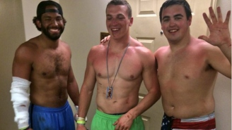 Iowa State Football Players Became Spring Break Heroes After Saving A Woman From Drowning