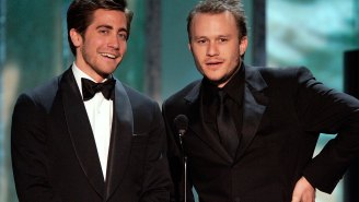 Heath Ledger's Death Affected Jake Gyllenhaal In Ways He Still Can't Put Into Words