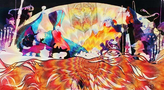 The Long-Lost Psychedelic Japanese Cartoon 'Belladonna Of Sadness' Has Finally Been Found