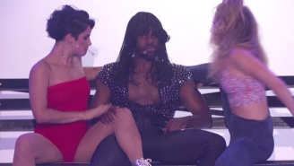 Jason Derulo Channeled His Inner 'Super Freak' For This Week's 'Lip Sync Battle'