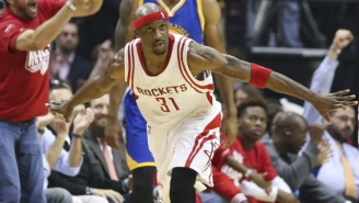 Jason Terry Guarantees A Rockets Win Over The Warriors In Game 5