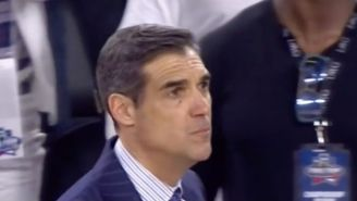 Marvel At Jay Wright's Cold-Blooded Reaction To Villanova's Title-Winning Shot