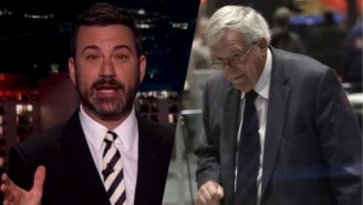 Jimmy Kimmel Goes On A Passionate Rant About Dennis Hastert: 'He Abused At Least 5 Boys!'