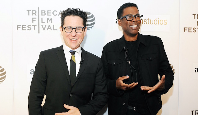 Here Are 14 Interesting Things J.J. Abrams Told Chris Rock In Their Tribeca Film Fest Talk