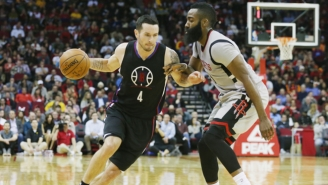 J.J. Redick Says He Chose The Sixers Even Though The Rockets Offered Him More Money