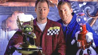 The Entire Cast Of 'Mystery Science Theater' Is Having A Special One Night Only Reunion