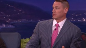 John Cena Revealed Nikki Bella's Reaction To Him Landing A Love Scene In 'Trainwreck'
