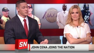 Watch John Cena Impress These ESPN Anchors With His Multilingual Ability