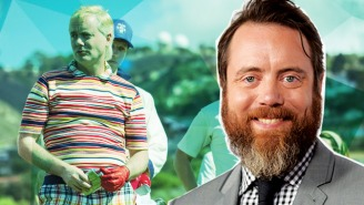 Jon Daly Wants You To Know Who John Daly Is In 'The Adult Swim Golf Classic'