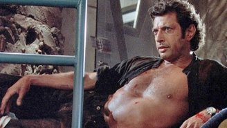 The Always Bizarre And Wonderful Jeff Goldblum Hints That He's Joining A Superhero Universe