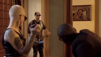 Kevin Federline Has A New Rap Video That Makes Fun Of Kanye West And Amber Rose