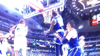 Kevin Durant Blew By Justin Anderson And Rocked The Rim With A Crazy Reverse Dunk