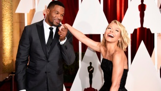 People Are Outraged On Kelly Ripa's Behalf At The Sudden News Of Michael Strahan Leaving 'Live'