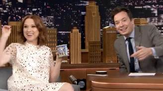 Ellie Kemper Announces Her Pregnancy And Explains How She Had To Hide It From Her 'Kimmy Schmidt' Coworkers