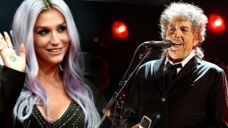 Kesha Will Return To The Stage Alongside Kacey Musgraves, Kurt Vile, And More At Dylan Fest