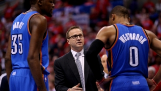 The Washington Wizards Have Signed Scott Brooks As Head Coach