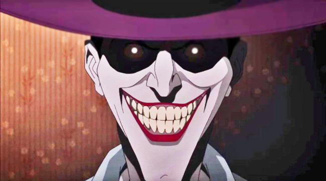 WATCH The First Trailer For 'Batman: The Killing Joke'