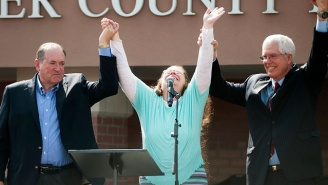 Surprise, Kim Davis' Attorney Is Behind The River Of Anti-LGBT Bathroom Bills