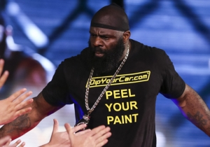 Kimbo Slice Will Rematch James Thompson, The Man Whose Ear He Exploded On CBS