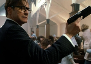 The new teaser poster for 'Kingsman: The Golden Circle' drops a very big hint